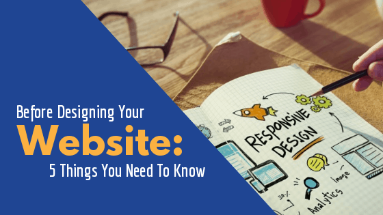 5 Things to Think About Before Building a Website